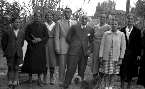 famiglia spinelli al centro enrico fotografo a quel On famiglia spinelli
