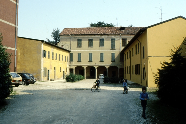 L elegante facciata di villa Visconti.... - Archivio Immagini ... 6fd0dc666309